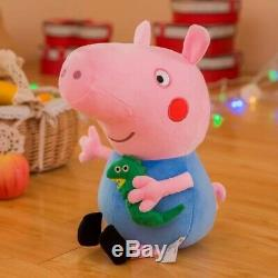 10 inch 25cm Peppa Pig GEORGE Soft Stuffed Plush Doll kids No Stock Not Sell