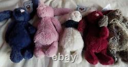 10 x New small Jellycat Bashful Blush Bunny. New