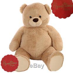 100CM Giant Hamiltons Soft Plush Teddy Bear Squishy Large Stuffed Animal 39 big