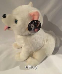 13 Rare Disney Iron Will Samoyed Husky Dog GUS Plush Mint Original Tag