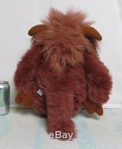 14 Vintage 1986 HENSON ASSOCIATES INC Dakin Plush Stuffed LABYRINTH Beast LUDO
