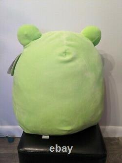 16 Wendy The Frog Squishmallow RARE Brand New with Tags! Kelly Toys Ships Fast