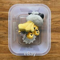 2010 Pokémon Center Shiny Raikou Pokédoll Stuffed Animal Doll Soft Plush Toy