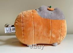 2017 Hey Chickadee Halloween Pusheen Pumpkin Plush Rare Limited Edition