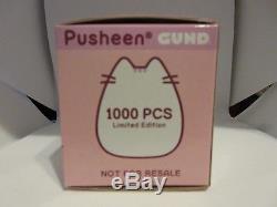 2018 New York Toy Fair Exclusive Pusheen Surprise Plush Mini Plush GUND