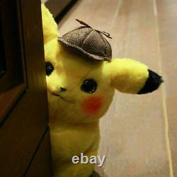 2019 Official Pokémon Detective Pikachu Authentic Plush Doll Stuffed Toy 11