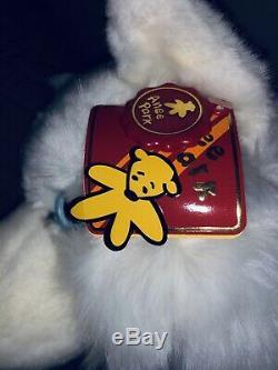 24 Anee Park Husky Plush, HTF, Rare, NWT