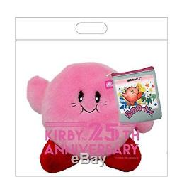 25th Anniversary Classic Plush Doll (Kirby of the Stars) Height 20cm F/S wTrack#