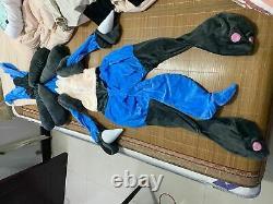 63'' Custom made Lucario Plush Doll Cover Anime Giant Toy Pillow Case Xmas Gift