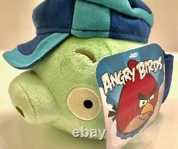 Angry Birds Postman Pig Plush