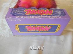 Animal NIB 1978 Muppet Fisher Price toy Vintage Original #854