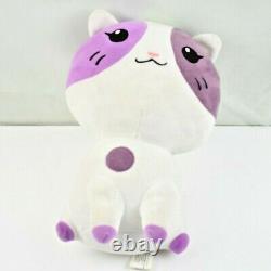 Aphmau Sprinkles Cat Missing Bow Plush White Pink Plushie Plushy Youtube Rare