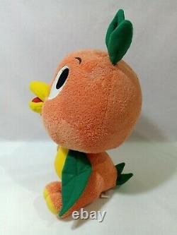 BIG Disney Orange Bird 12 Plush Doll Stuffed Animal Toy Sega Prize Japan 2005