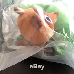 Banpresto Animal Crossing Leaf Cushion Ichiban Kuji A Prize Mamekichi FreeShip
