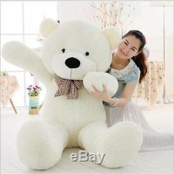 Big Cute Teddy Bear Giant 47 Stuffed Animal Plush Toy Soft Birthday Xmas Gift