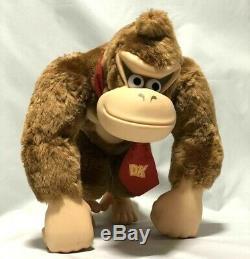 Big Donkey Kong TAKARA 1994 nintendo Japan official soft toy doll stuffed animal