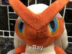Blaziken Pokemon Center Pokedoll Plush Stuffed Animal Ultra RARE Pokémon Toy 5