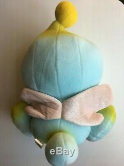 Blue Chao Sonic Adventure Plush 11' Stuffed Animal 1998 1999
