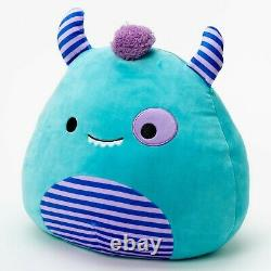Brand New Squishmallow Morty Monster 12 Plush Doll Toy Rare! Cute