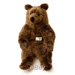 Brown bear collectable soft toy Kosen / Kösen 4600 51cm / 20 inches