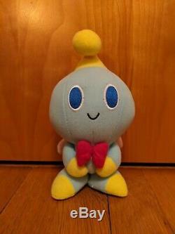 Cheese the Chao Sonic the Hedgehog SEGA UFO Catcher rare plush stuffed animal