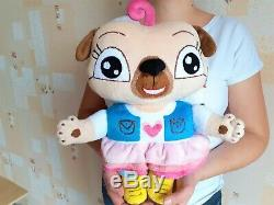 Chip and potato toys Pug and Mouse plush stuffed animal toy