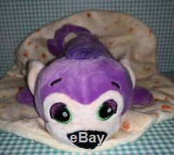 Cutetitos Collectible ULTRA RARE CHEEKITO MONKEY Plush Toy