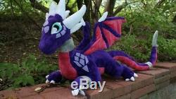 Cynder The Dragon Plush HALF SIZE
