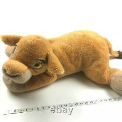 Disney Kiara XL Large Plush Lion King II Simba's Pride 27 Stuffed Animal Lying