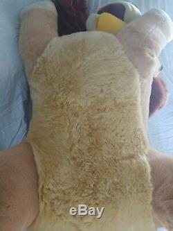 Disney Lady And Tramp Jumbo 48 4 Foot Plush Stuffed Animal Dog Huge
