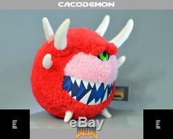 Doom Eternal Cacodemon Plush Demon Plushie Figure Official ID Software Bethesda