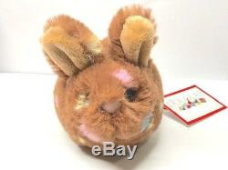 Douglas Chocolate Confetti Lil' Bitty Bunny plush stuffed animal Easter rabbit