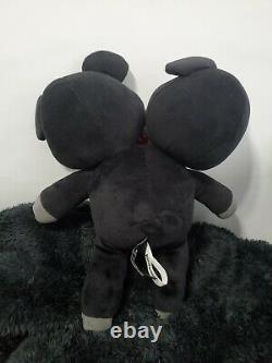 Duality Killstar Kreepture Plush Toy Rare Goth Collectible