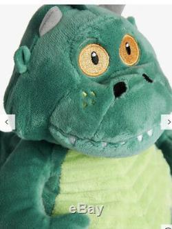 Edgar the Dragon John Lewis Christmas 2019 Plush And Book
