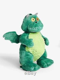 Excitable Edgar Dragon Soft Toy John Lewis /Waitrose Christmas Advert 2019 New
