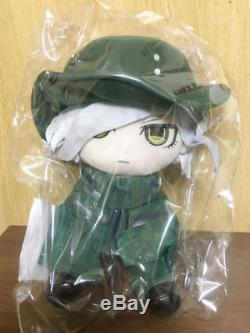 FGO Fate Grand Order Avenger Edmond Plush Stuffed toy Doll GIFT Comiket JAPAN