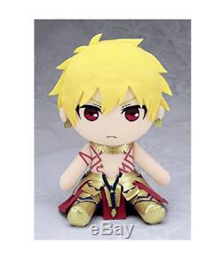 Fate / Grand Order FGO Plush Archer / Gilgamesh Gift Stuffed Animal Doll JAPAN