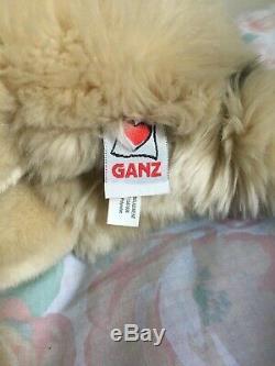 GANZ Webkinz Signature Timber Wolf Plush WKS1008 (No Code) Pre-owned