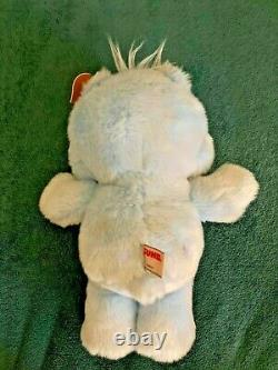 GUND Grumpy Bear Care Bear Stuffed Animal Plush Toy with Tag (Missing Nose)