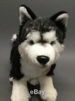 Ganz Webkinz Plush Signature Siberian Husky Dog No Code Rare