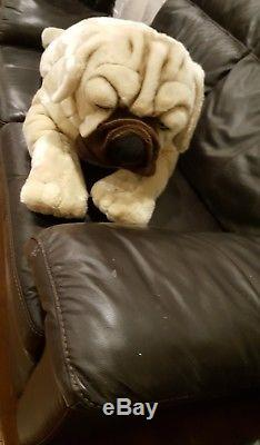 Giant Big Plush Stuffed Dog Toy Pillow 45(112cm)