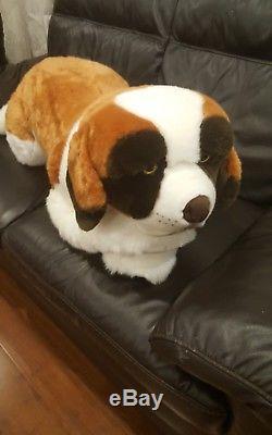Giant Big Plush Stuffed Dog Toy Pillow 45(114cm)