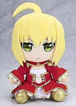 Gift Fate/EXTRA Saber Nero Claudius Plush Doll Stuffed Toy Japan Anime NEW