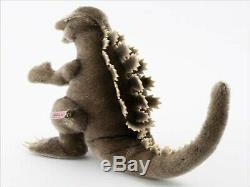 Godzilla 60th Anniversary Steiff Stuffed Animal Limited 1954 plush doll figure