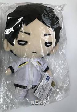 Haikyu Big Plush Akaashi Keiji 23cm Nitotan doll Stuffed Animal Toy Japan