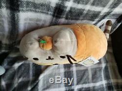Halloween Pusheen Pumpkin GUND Plush Jack O' Lantern Rare