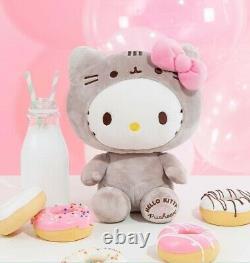 Hello Kitty x Pusheen Debut Plush Sanrio / Hello Kitty in Pusheen Costume