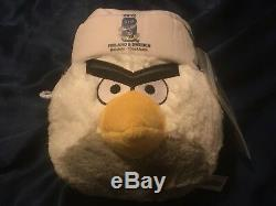 Hockey Angry Bird Plush (Extremely Rare)! With All Tags