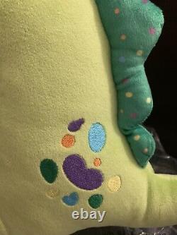 IN HAND Moriah Elizabeth EXCLUSIVE Pickle The Dinosaur Plushie Plush