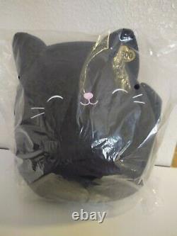 Jack the Black Cat Rare Squishmallow 12 NWT SEALED Plush Kellytoy